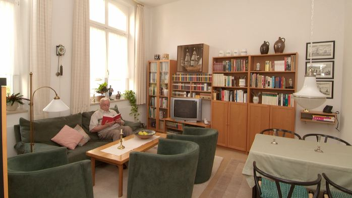 rundgang schervier altenhilfe. Black Bedroom Furniture Sets. Home Design Ideas